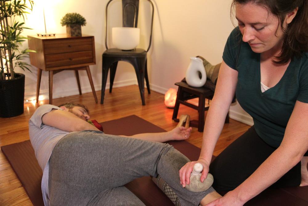 thai lanna wellness massage girl