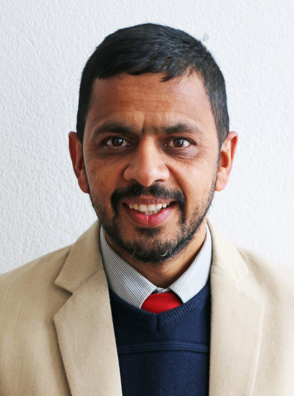 Khim Kandel, EQUIP/TEC Director