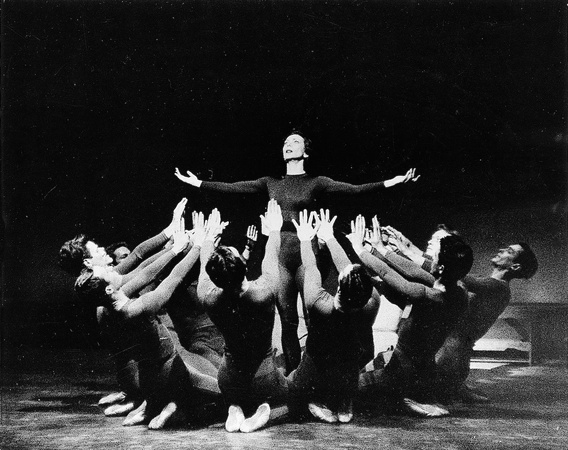 Journey (1957) Nora Kaye in The American Ballet Theatre production