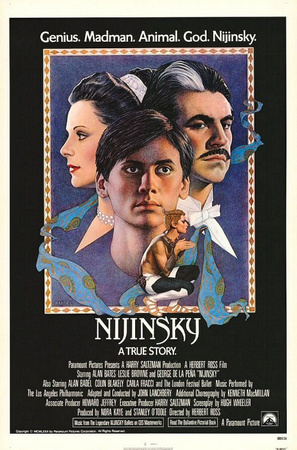 Film poster for Nijinsky