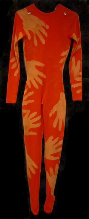 Costume design for The Rite of Spring by Sidney Nolan