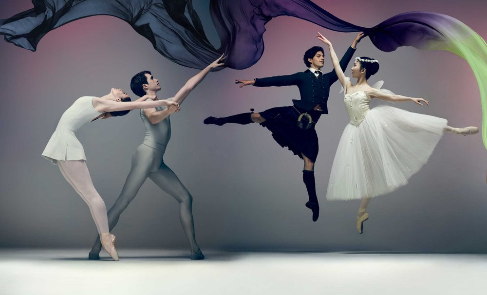 ©JASON BELL FOR ENGLISH NATIONAL BALLET