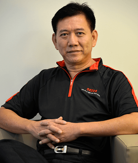 Dexon-Electrical-Engineering-Project-Director-Mr. Goh Kin Guan