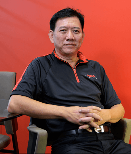 Project Director of Dexon - Mr. Goh Kin Guan