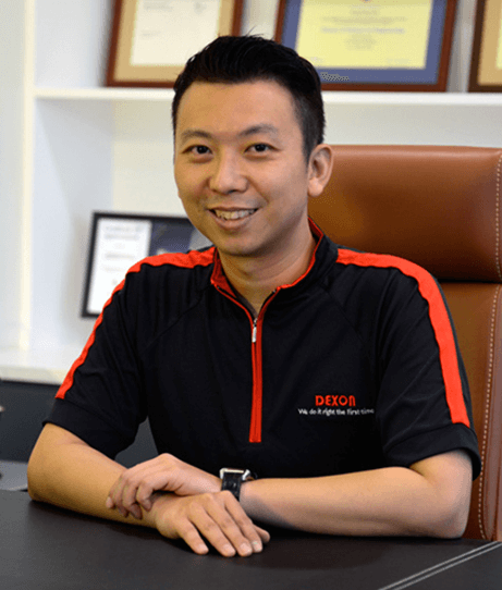 Dexon-Electrical-Engineering-Managing-Director-Ir. Dexter Goh