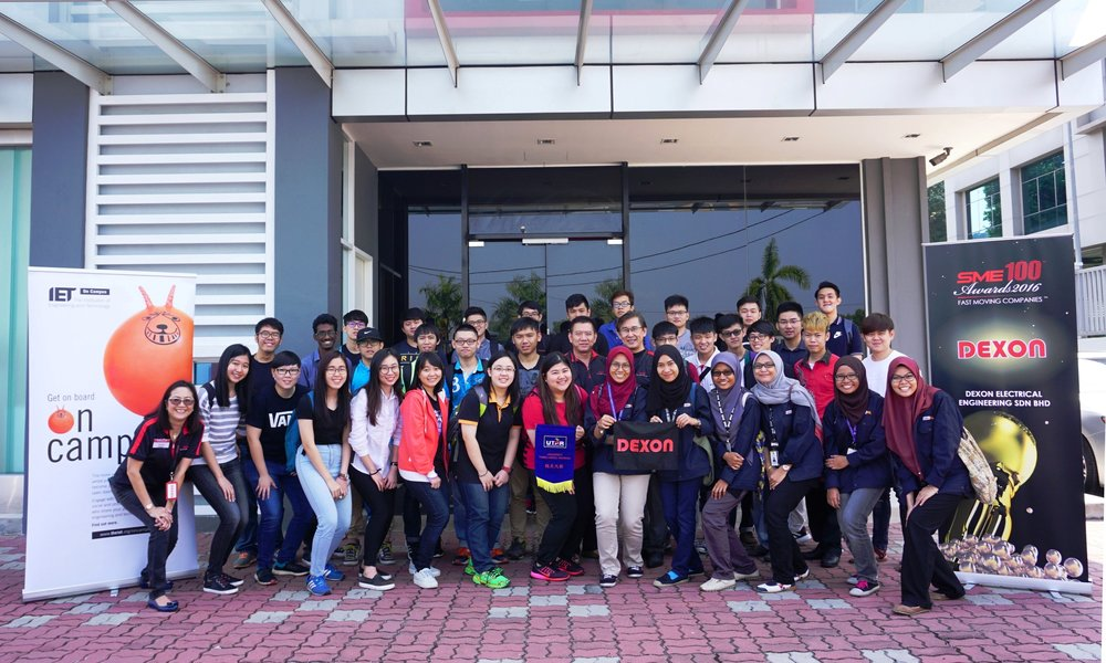 electrical-engineering-dexon-UTAR-UniKL-visit