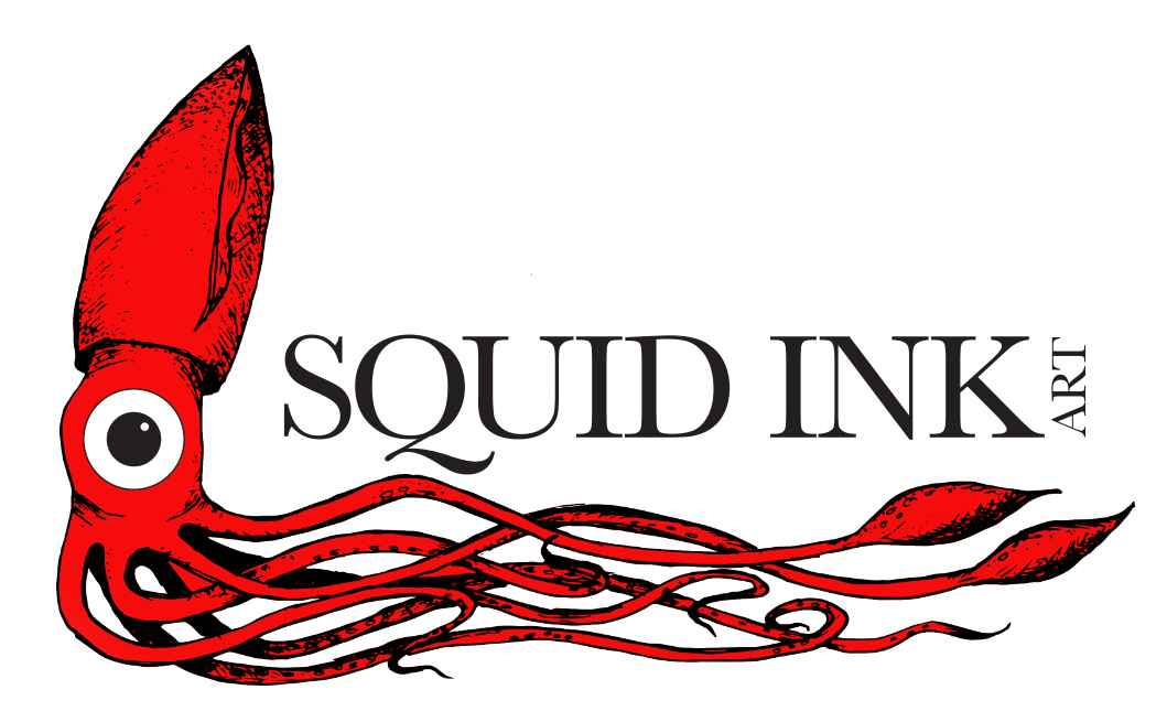 Squid Ink Art | Prints, Greeting Cards, Growth Charts and Stationery Products