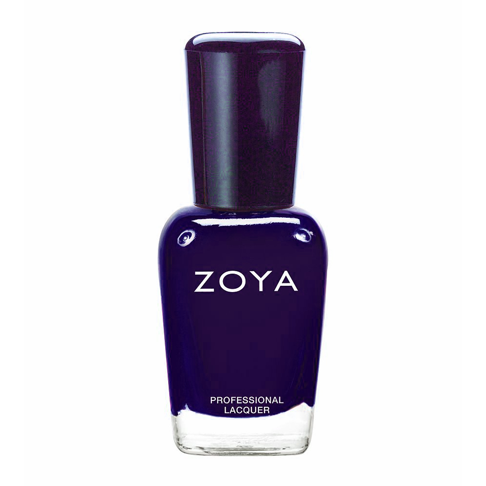 zoya purple polish