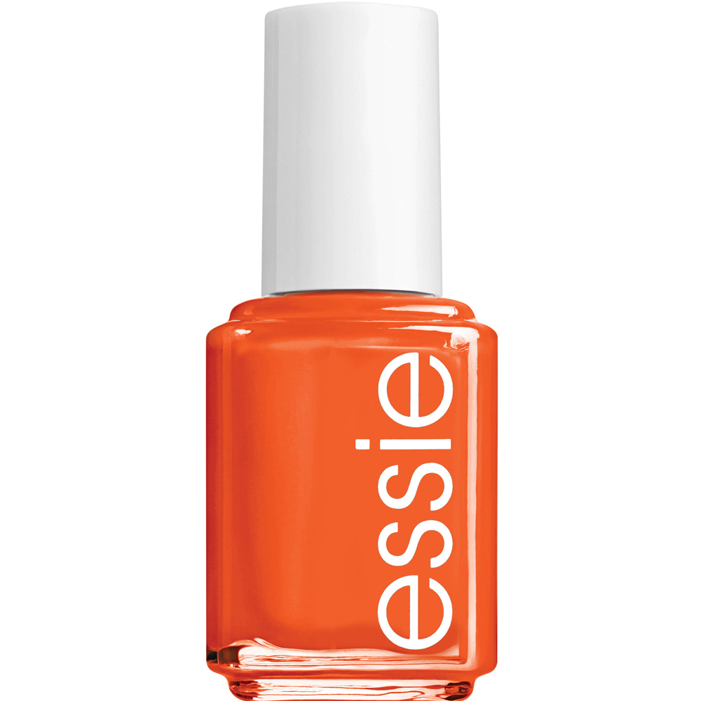 essie polish orange