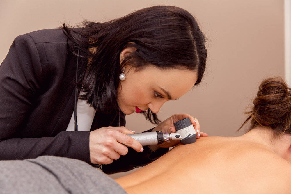 Skin Check with Dr Alice Rudd