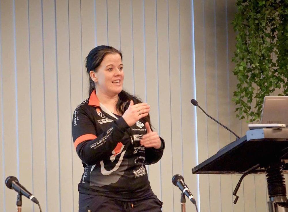 Grete Natalie Storm-Johansen, gründer og daglig leder av No Limitation AS.
