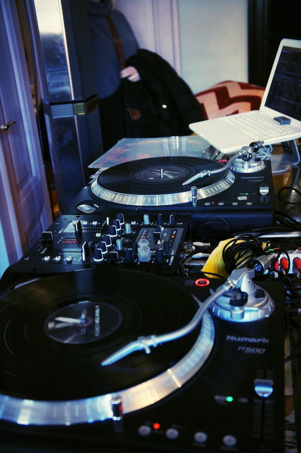DJ Rosander