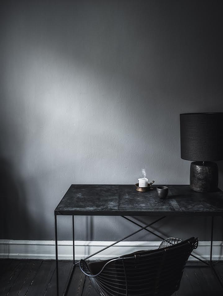 Arrondissement Copenhagen Leather Desk