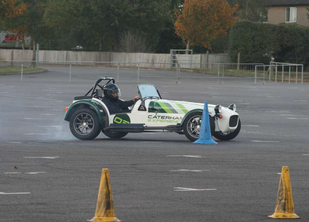 Caterham experiences