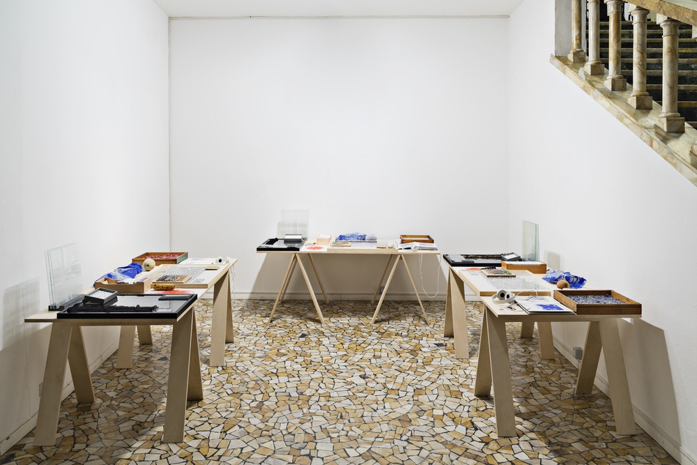 Human Mathematics, 1986 - 2015 , Installation view, Various Artists, Galleria Continua, San Gimignano / Beijing / Les Moulins / Habana (various materials). Photo by: Ela Bialkowska.
