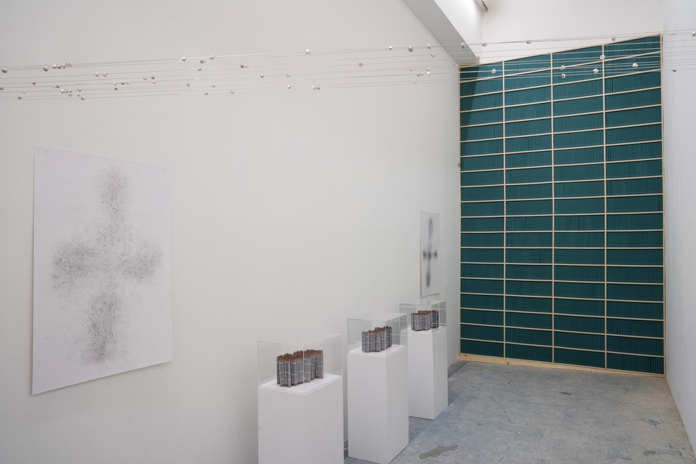 Googolplex , 2015.  mixed media.   Installation view, Galleria Continua, San Gimignano. Photo by: Ela Bialkowska.