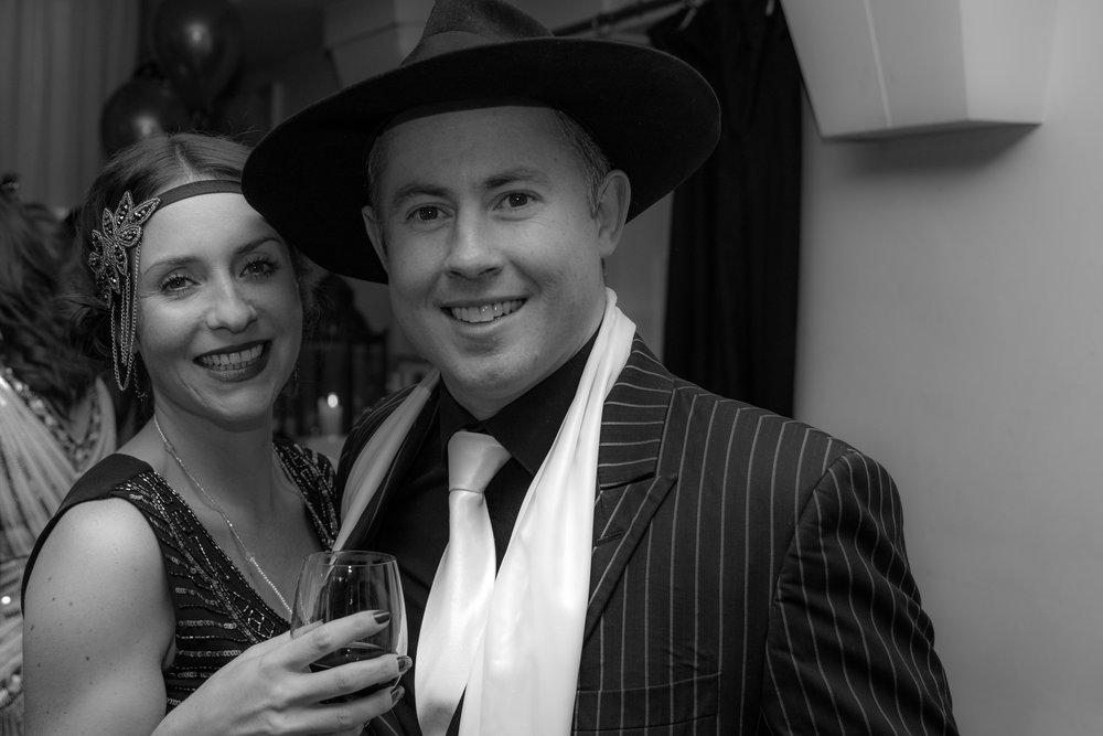 Katherine & Huw Jenkins