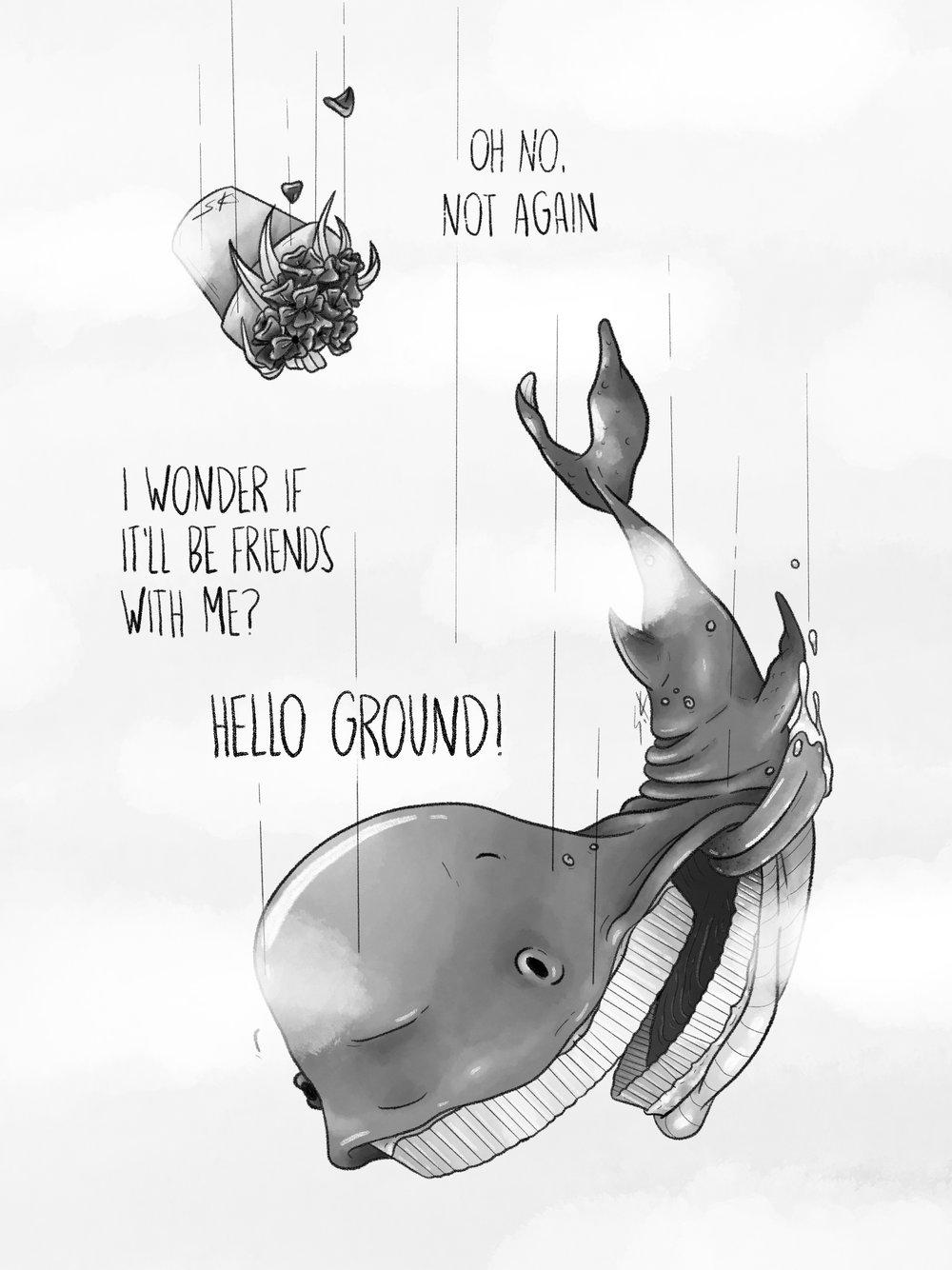 Inktober2018_#whale