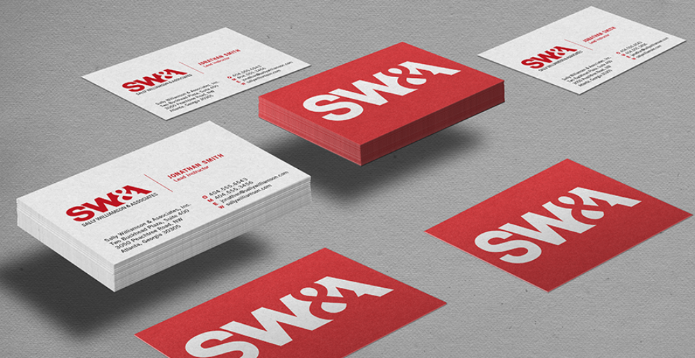 SW&A Business Cards