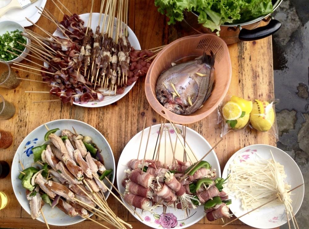 Wenzhou BBQ