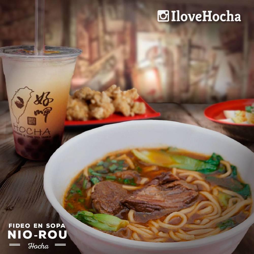 Photo courtesy of Hocha Restaurant