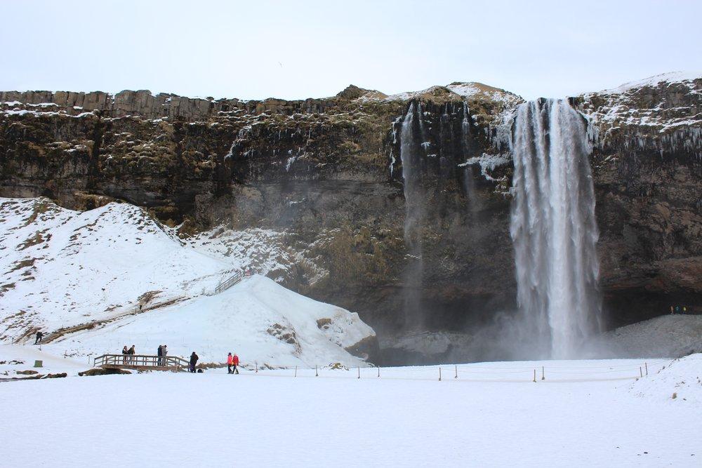 Seljalandfoss Waterfall