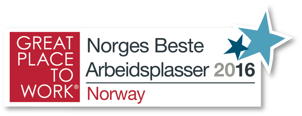 Norges Beste Arbeidsplasser 2016