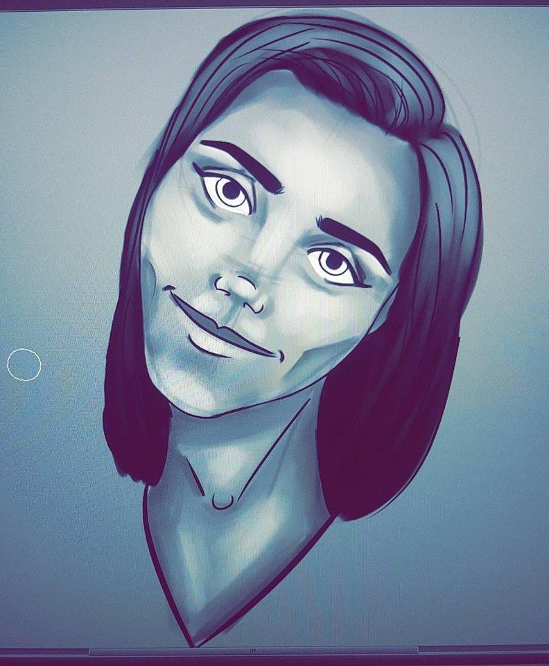 Drawing: Jenny Cornelia A. Nyborg