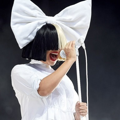 Thank you @siathisisacting for being so amazing and the best possible motivation to get absolutely anything done.  You make me great.  #sia #nevergiveup #thegreatest #birdsetfree #alive #gettinshitdone #likeaboss