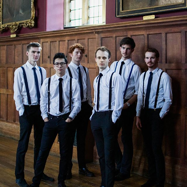 It's time to introduce the guys! Meet Ruari, Harry, Jake, Tom, Ben and Nick 🎤A big thank you to everyone who has generously donated to our crowdfunder so far! If you haven't already, check out the link in our bio and stay tuned for the release of our new video