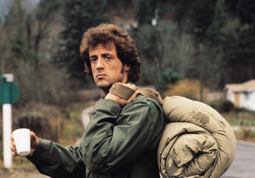 Look how sad Stallone is here.