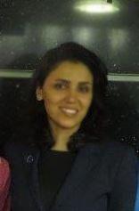 Maryam Sadat Sharifian (Iran), 2015 MMEG Grantee