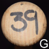 Mike Greenwell Bat Knob