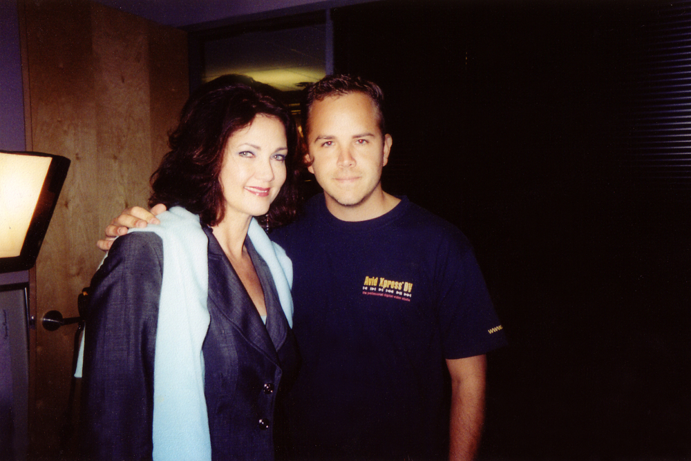 Linda Carter and me.jpg