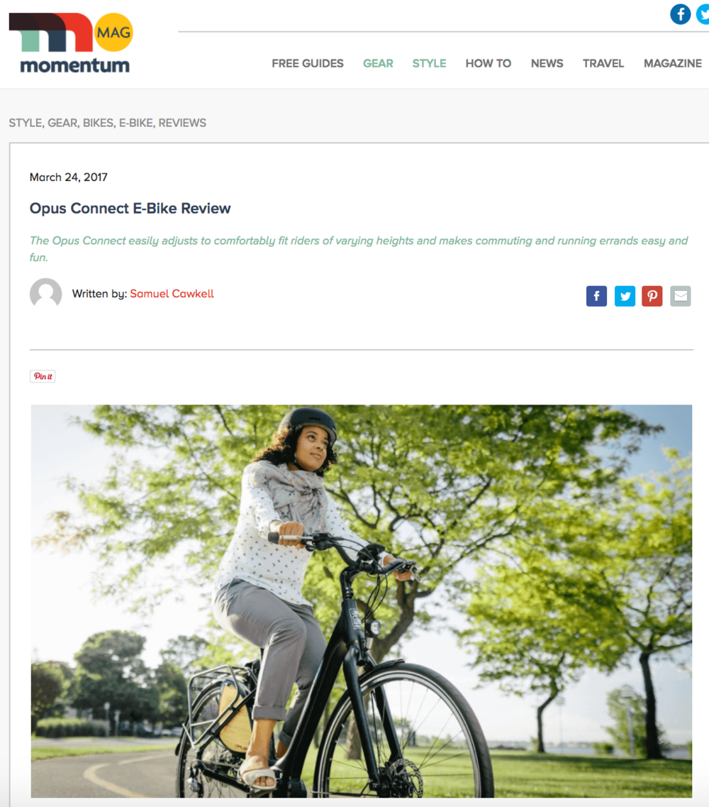 Photo: https://momentummag.com/opus-connect-e-bike-review/