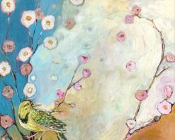Meadowlark Welomes Spring