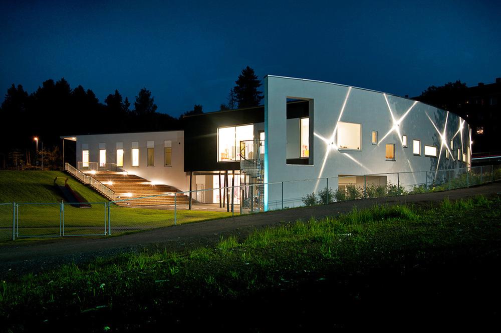 Steinspranget kindergarten, Nordstrand, Oslo, Norway