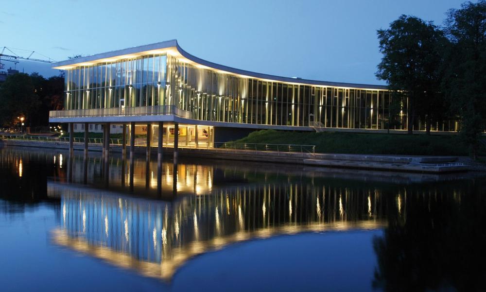 Halmstad library, Halmstad, Sweden