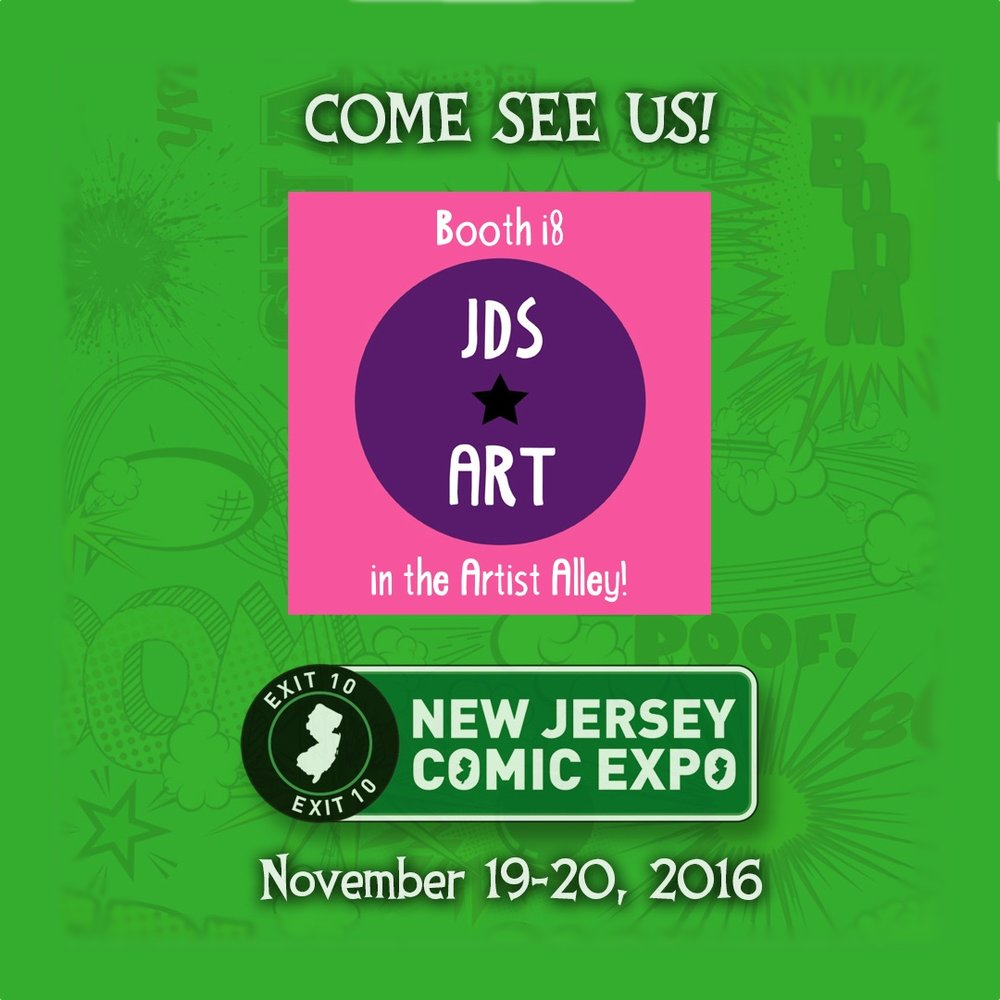 New Jersey Convention & Exposition Center  97 Sunfield Avenue Edison , NJ 08837   Saturday, November 19, 2016 at 9:30 AM - Sunday, November 20, 2016 at 5:00 PM (EST)