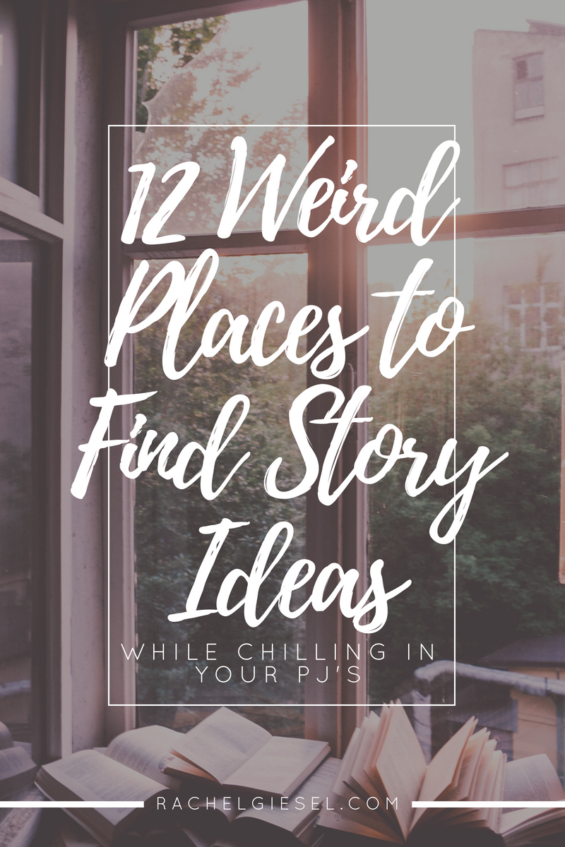 "I'm sure you've Googled ""story prompts"" or have a writing prompt book on your desk. But have you ever considered using Facebook, Twitter, or even your email for story ideas? Learn how to get an endless supply of prompts that speak to you."