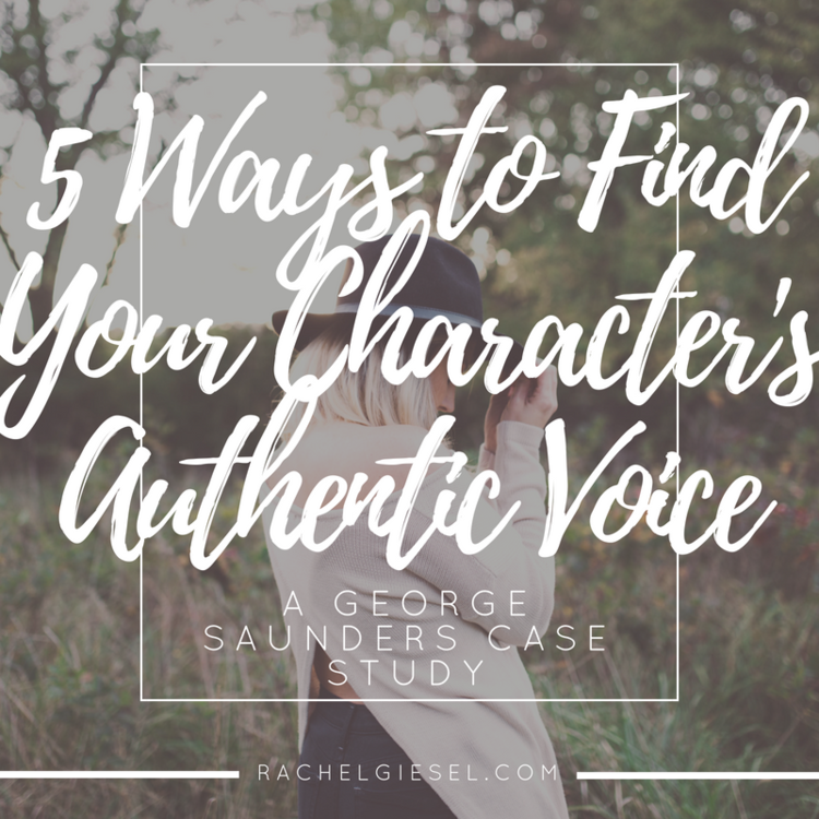 3 Big Things You MUST Know About Your Characters — Rachel Giesel