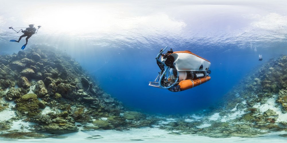 XL Catlin Seaview Survey — Chapman Expeditions