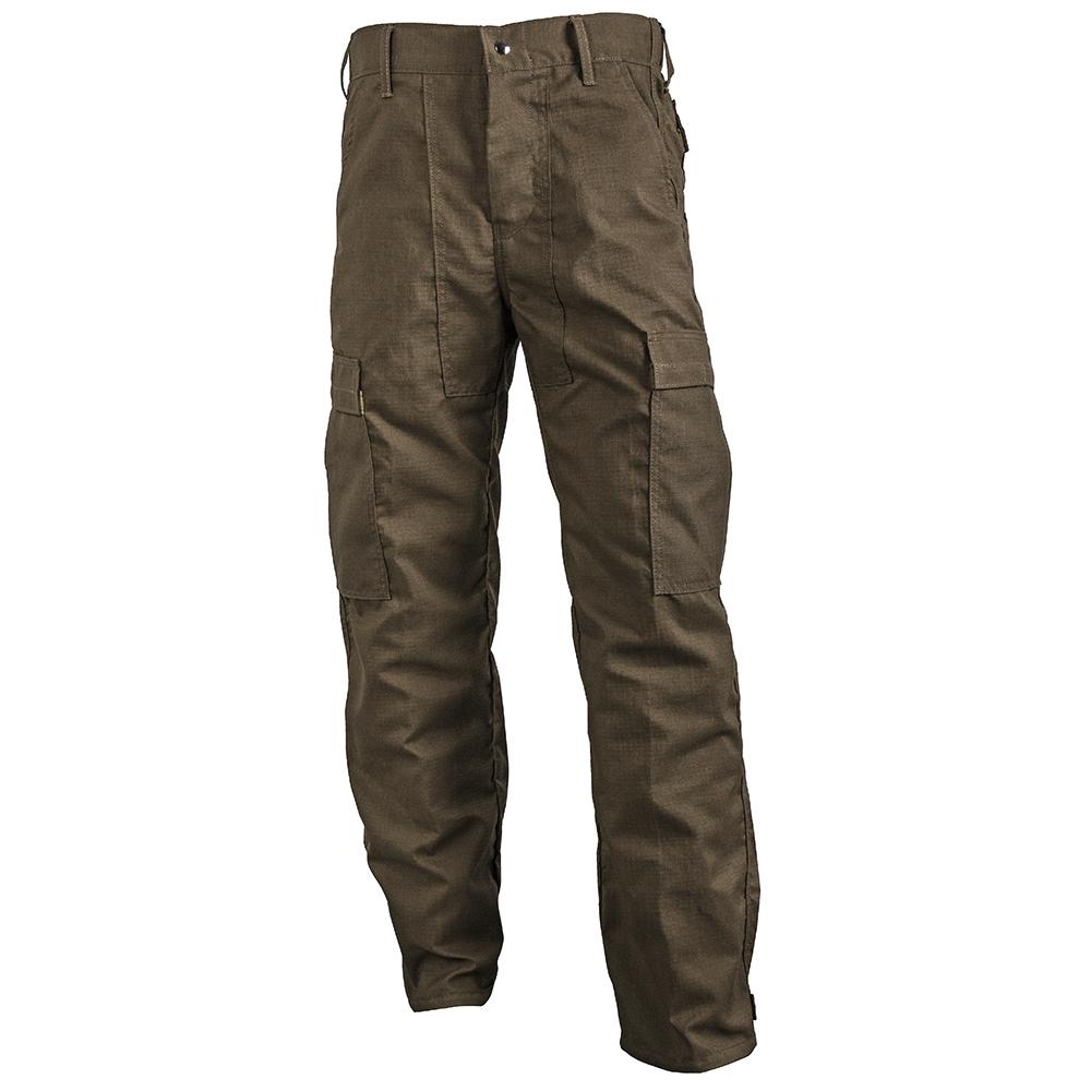 classic brush pant 7 0 oz advance khaki crewboss p p e