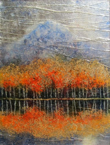 """Autumn Reflections"", April 2012"