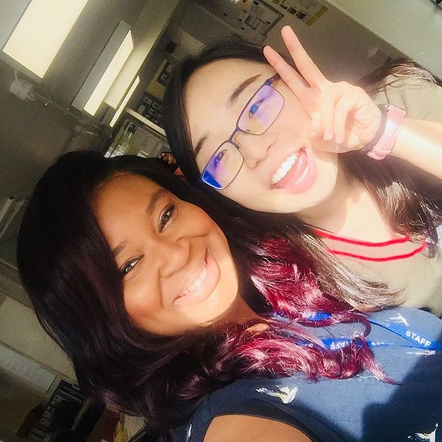 Just wanted to say a massive 你好 to my amazing friend @lusiyi2068 🙋🏽♀️. Miss you loads! I can't wait to come and visit you in China 🇨🇳.