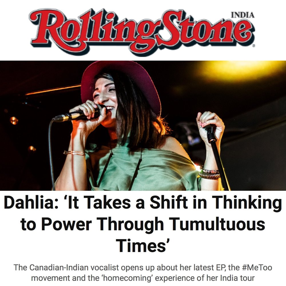 DAHLIA ROLLING STONE INTERVIEW