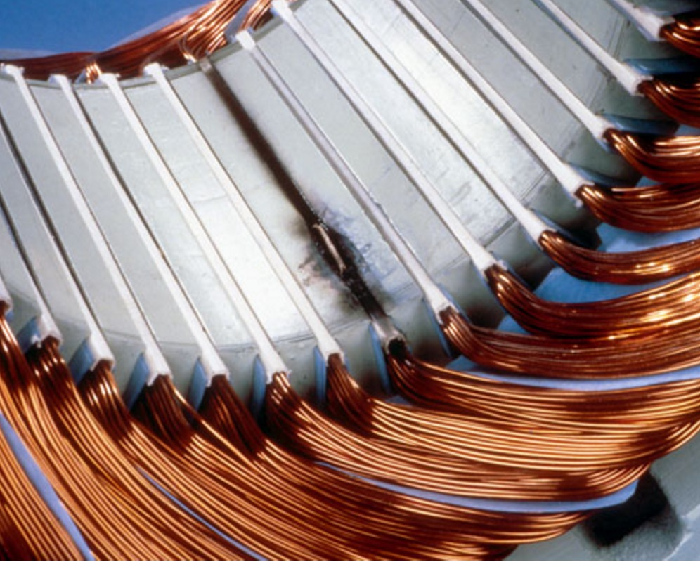 Typical Failures In Three Phase Stator Windings