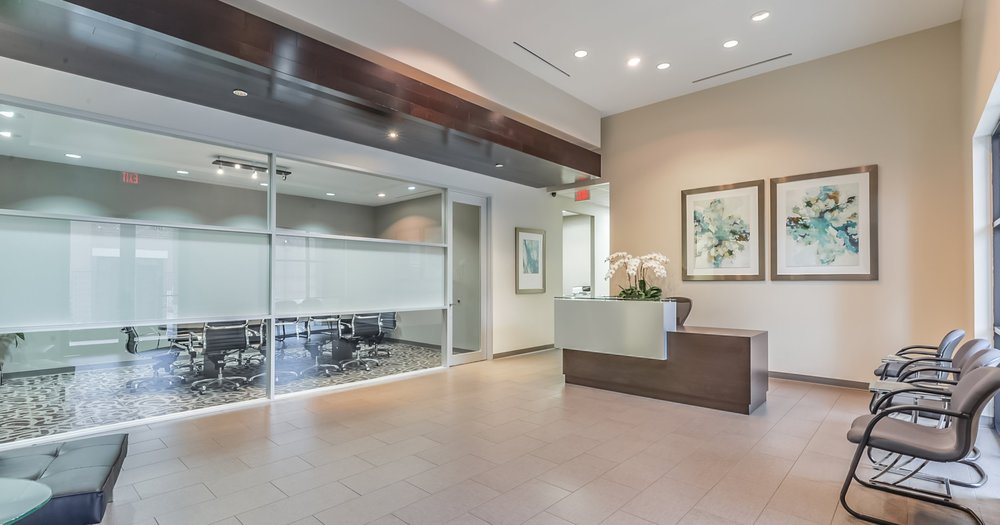 - PRIVATE OFFICES | VIRTUAL SERVICES | MEETING ROOMS