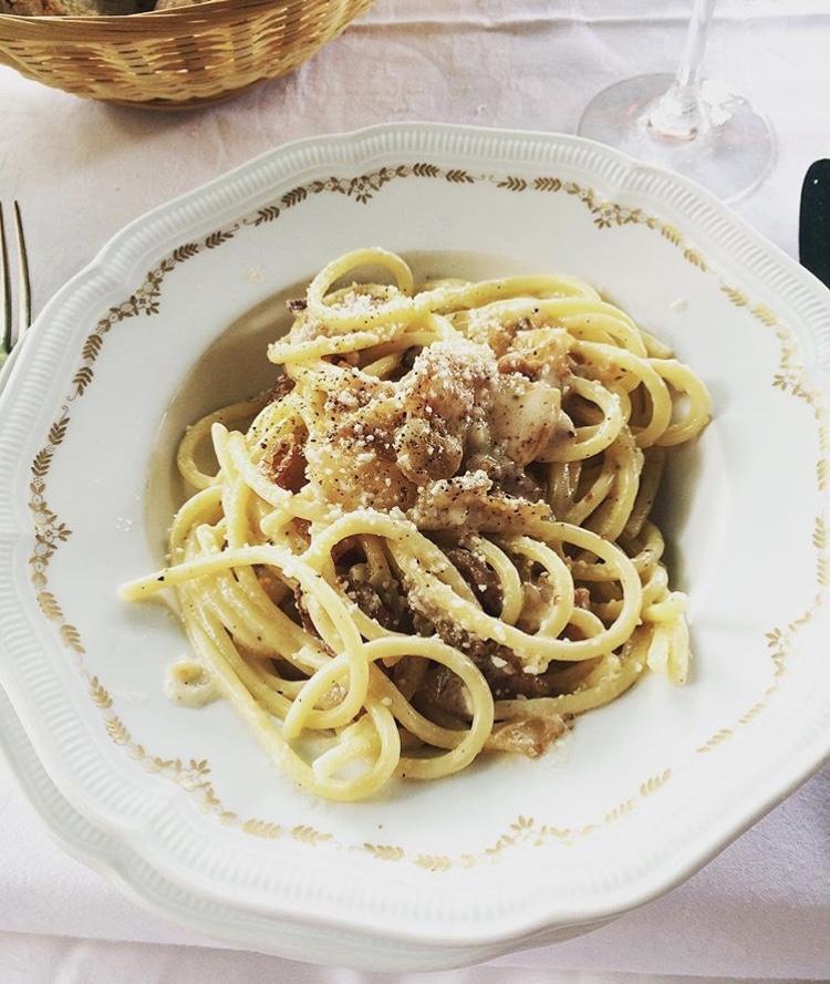 Roman Food: Pasta in Rome 4