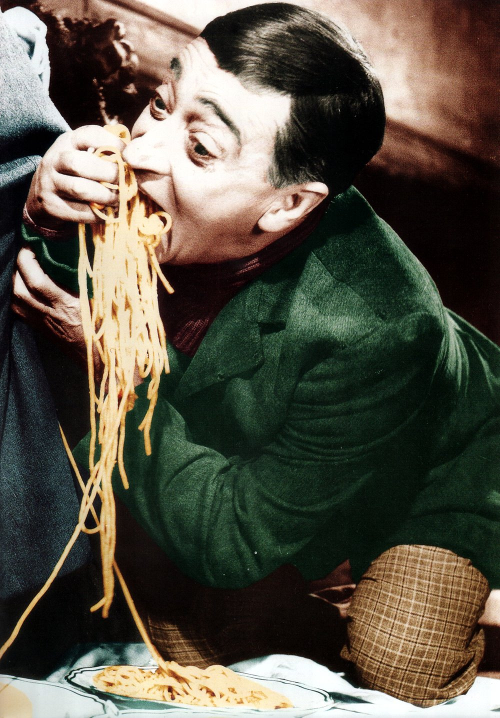 Spaghetti Naples